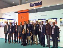 Կարմոդը Մուսիադ Էքսպո 2016-ում ողջունեց 123 երկրներից ժամանած իր հյուրերին։
