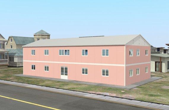 Պարտատիվ Դասասենյակ 480 մ²