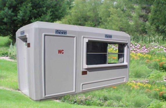 150x390 Պորտատիվ Զուգարանային և  Անվտանգության Խցիկներ