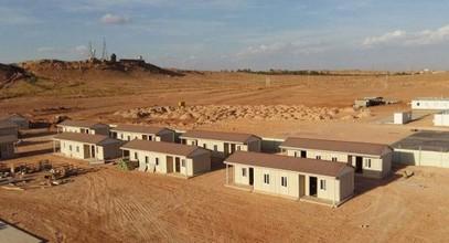 Կարմոդից բնակարանային նախագիծ Ալժիրում