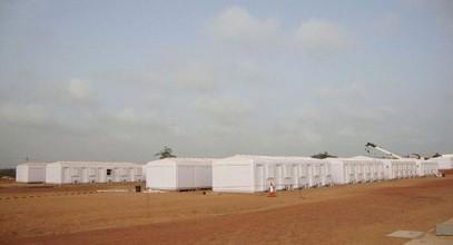 Կարմոդն ավարտեց 250 աշխատողի համար աշխատանքային ճամբարի կառուցման աշխատանքները Սոմալիում։