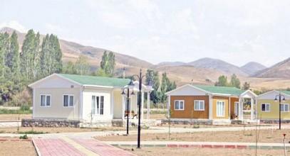 «Թաքնված դրախտ» հավաքովի զբոսաշրջային գյուղի նախագիծը