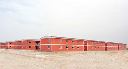 Կարմոդը 7 ամսում կառուցել է 10.000 բնակիչ ունեցող հավաքովի ավան