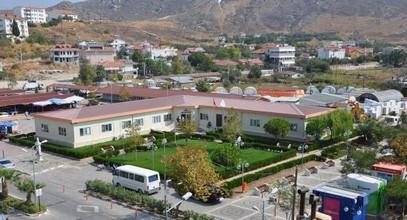 Ավարտվեց քաղաքապետարանի վարչական հավաքովի նոր շենքի կառուցումը
