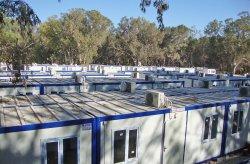Ավարտվել է Լիբիայի շինհրապարակային կոնտեյներային համալիրի կառուցումը