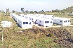 ՄԱԿ-ի խաղաղապահ ուժերի համար Կարմոդի կառուցած ճամբարը Նիգերիայում