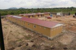 Կարմոդը կառուցել է ռազմական հաստատություններ Նիգերիայում